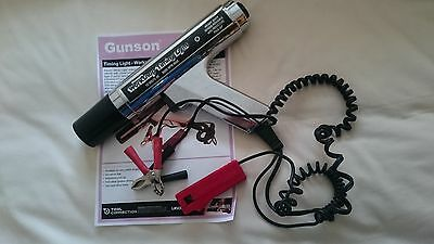 Gunson's Workshop Timing Light Heavy Duty