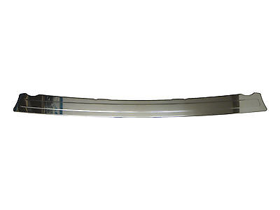 Chrome Rear Bumper Sill Stainless Steel Trim Cover Protector Guard Fiat Qubo