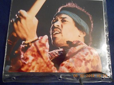 Lot Of Live Color Jimi Hendrix 8X10s - Best Guitarist Ever - Great Cond. & Price