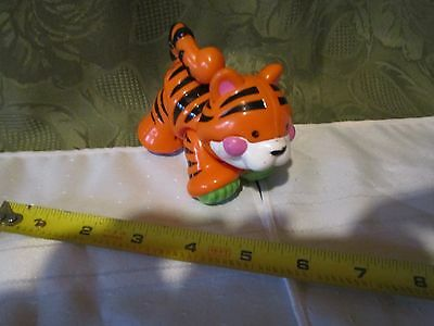 Fisher Price Amazing Animals Baby Tiger Cub Small Part Clicking Fun Toy Piece