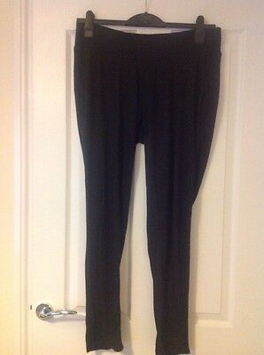 H&M Maternity Casual Trousers Size Large
