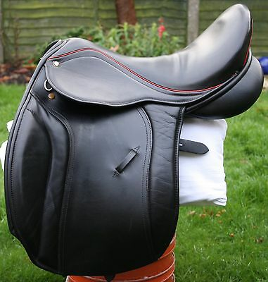 Blackwell 16.5 inch GP Leather Saddle