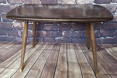 Vintage Retro Ercol Mid Century Coffee Side Table Occasional 1950s 1960s 1970s