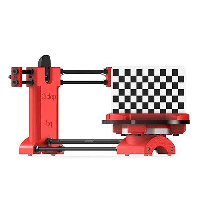 bq Ciclop 3D Scanner DIY Kit / Bausatz