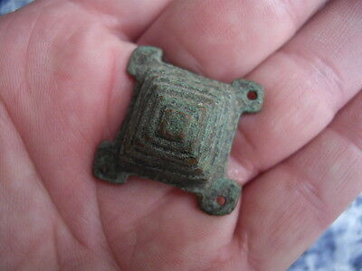 Medieval BRONZE Detecting Find 17.8 g