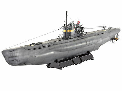 "Revell 05100, 1:144 Deutsches U-Boot TYPE VII C/41 ""Atlantic Version"" Bausatz"