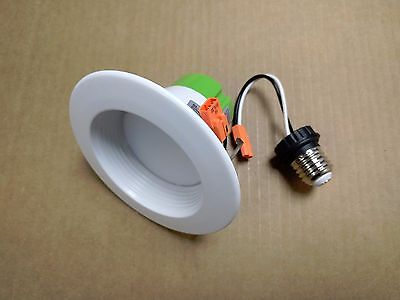 """4"""" LED Retrofit Light Recessed 10W Dimmable Ceiling Downlight w/ Adapter"""
