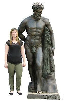 VMD474-7 ft. Bronze Statue of Hercules