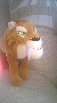 diego soft toy from ice age 3
