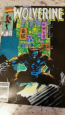 Wolverine Comic Issue 24 (Vf) Unread Bagged Boarded