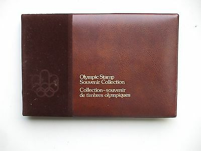Olympic Games Canada, Souvenir Stamp Collection