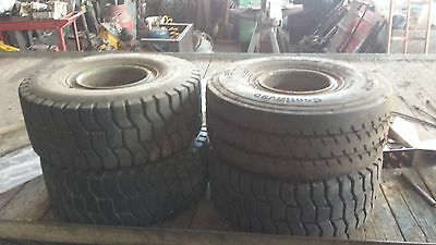 trailer wheels and tyres 225/75/R10
