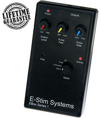 E-Stim Series 1 power box (estim, electroplay, tens, etc)