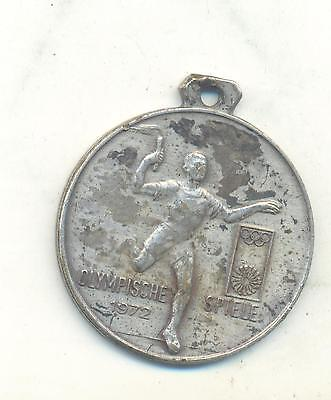 1972 Munich Olympic Medal Olympische Spiele Olympiastadt Munchen  Germany