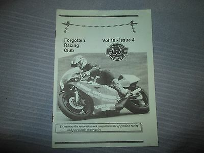 Forgotten Racing Club Magazine Vol 10 Issue 4