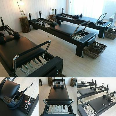 Solid Timber Pilates Reformer Brand New Handcrafted XMAS SALE - SAVE HUNDREDS