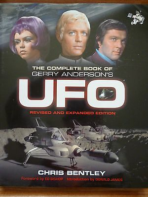 The Complete Book Of Gerry Anderson's UFO 2016 Edition