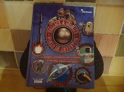 Wallace And Gromit World Of Invention Book