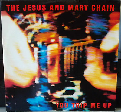 "THE JESUS AND MARY CHAIN You Trip Me Up 12"" Single 1st UK Press 1985"