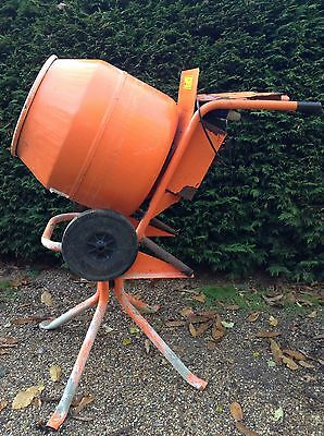Belle 140 Cement Mixer And Stand - 240V