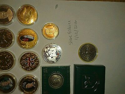 Commemorative Coin Collection
