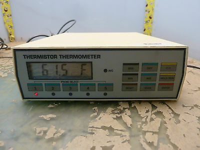 Digitech Thermistor Thermometer w/ three probes (2*R-7)