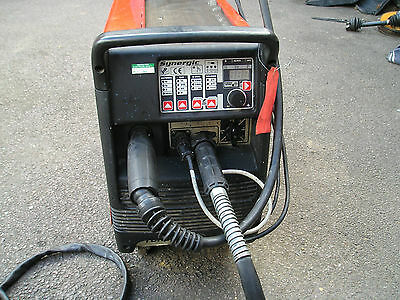 electronic power mig 195 with alloy weld  attchement