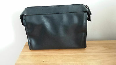 LARGE MENS WASH BAG Holiday/Travel Gents Toiletries Cosmetics Case