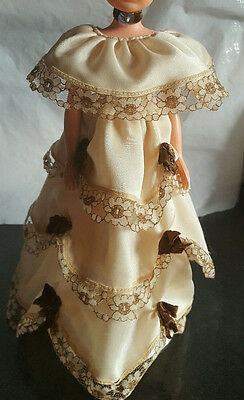 Vintage Sindy Doll's - 1983 Ball Gown with HTF Choker (No Doll)