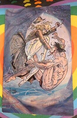 Gay Interest Graphic Comic The Desert Peach: Lady Luck - 1994 - 50 pages