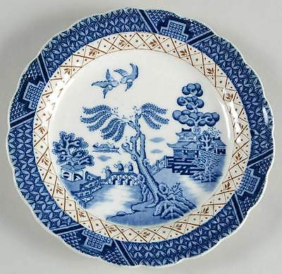 Booths REAL OLD WILLOW Bread & Butter Plate 10056449
