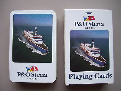A P&o Stena Line Deck Of Playing Cards.(Unused=Mint)
