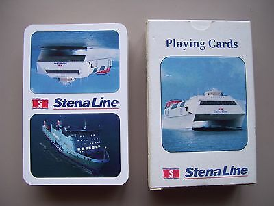 Stena Line Deck Of Playing Cards.(Unused=Mint)