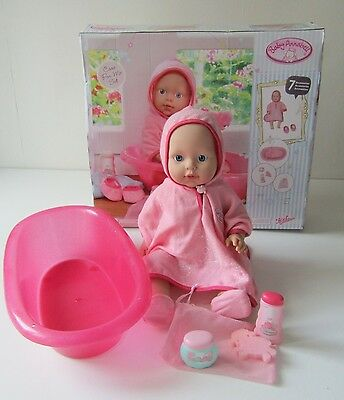 Baby Annabell Care for Me with Bath Tub