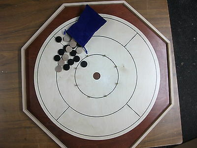 Crokinole Board - 30 inch - Last boards for 2016 - 3 days left for Xmas shipping
