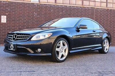 2010 Mercedes-Benz CL-Class 4Matic Coupe 2-Door BEAUTIFUL 2010 MERCEDES-BENZ CL550 4-MATIC, LOADED WITH OPTIONS, JUST SERVICED