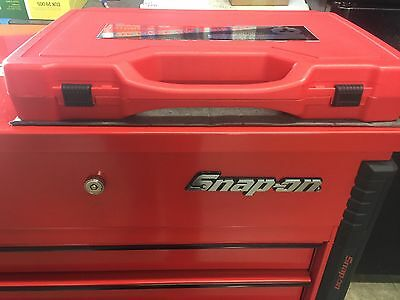 Snap On Tools Tap And Die Set Case