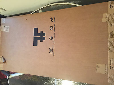 """Total Hockey shooting board small (24"""" by 48""""): New in unopened box"""