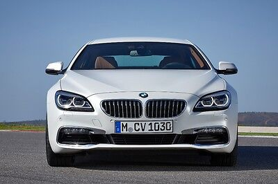 2013 BMW 6-Series Oyster Leather bmw