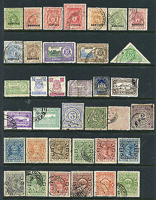 India Native Feudatory States Collection