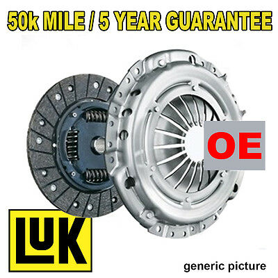 For Ford Focus 2.5 Rs (2009-2011) Luk Repset Clutch Kit