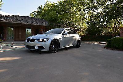2012 BMW M3  2012 BMW M3 FROZEN SILVER EDITION 1 OF 40 E92 Coupe DINAN Tuned 40k miles