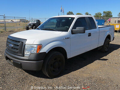 2009 Ford F-150  2009 FORD Ford Ext Cab Pickup Truck F150