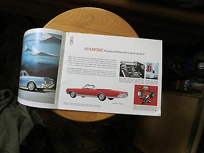 1965 Oldsmobile SPORTS MODELS  Dealer Brochure