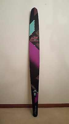"""OBRIEN LAPOINT 66"""" Inch Slalom Water Ski (No Bindings) Used but SLIGHTLY USED"""