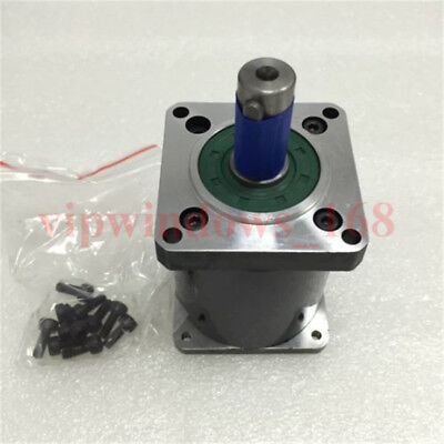Nema23 Planetary Gearbox 50:1 Geared Ratio 14mm Shaft L70mm for CNC Router Mill