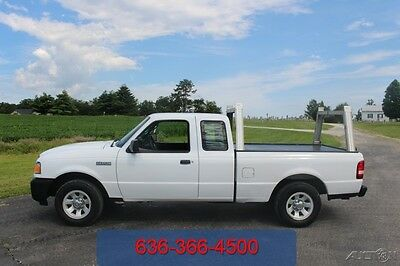 2011 Ford Ranger XL 2011 XL Used 2.3L I4 Automatic Extended Cab Pickup Automatic Work Ladder Rack