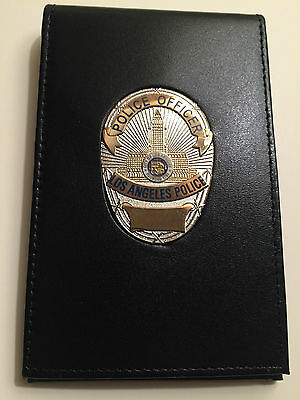 LAPD - POLICE - Pocket Size LOGO Notebook - 5.5 by 3.25 - LEO/Government/LAPD