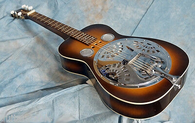 Dobro Hound Dog D60S Resophonic If you Play a Reso, It's Got To Be Dobro Awesome