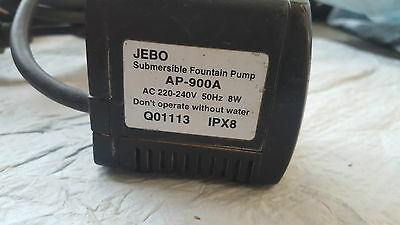 Jebo Submersible Fountain Pump